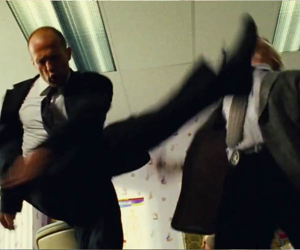 Every Jason Statham Kick