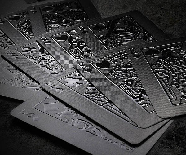 Impressions Stealth Playing Cards