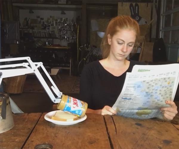 The Sandwich Robot