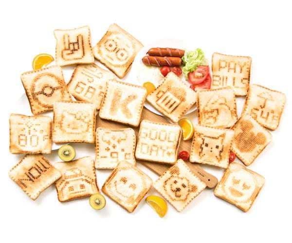 Toasteroid Image Toaster