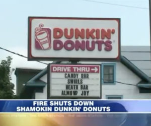 Town Misses Dunkin' Donuts
