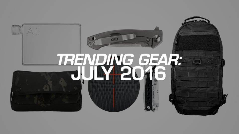 EDC Trending Gear: 7/16