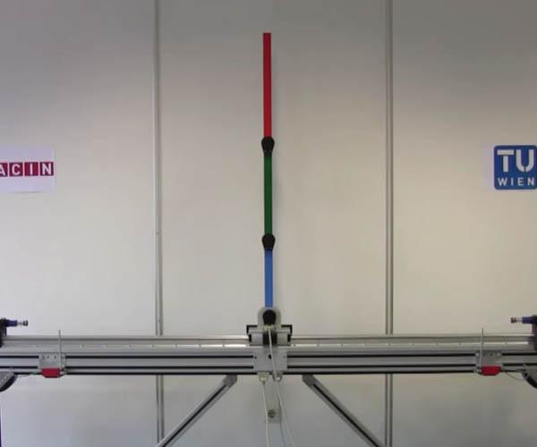 Pendulum Balance Robot