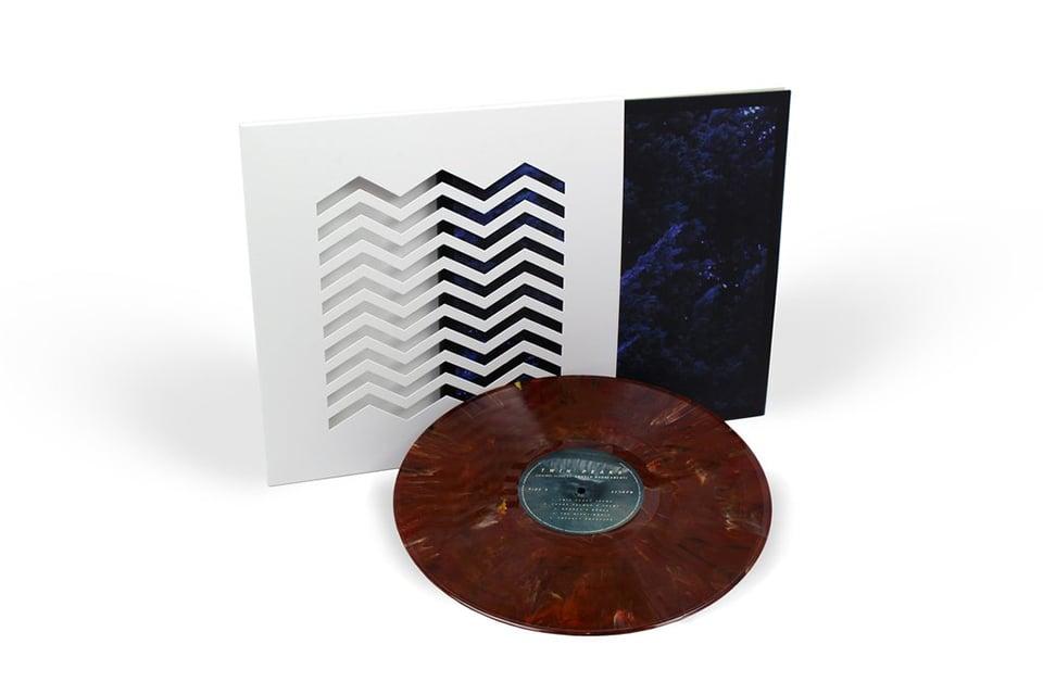 Twin Peaks Original Score LP