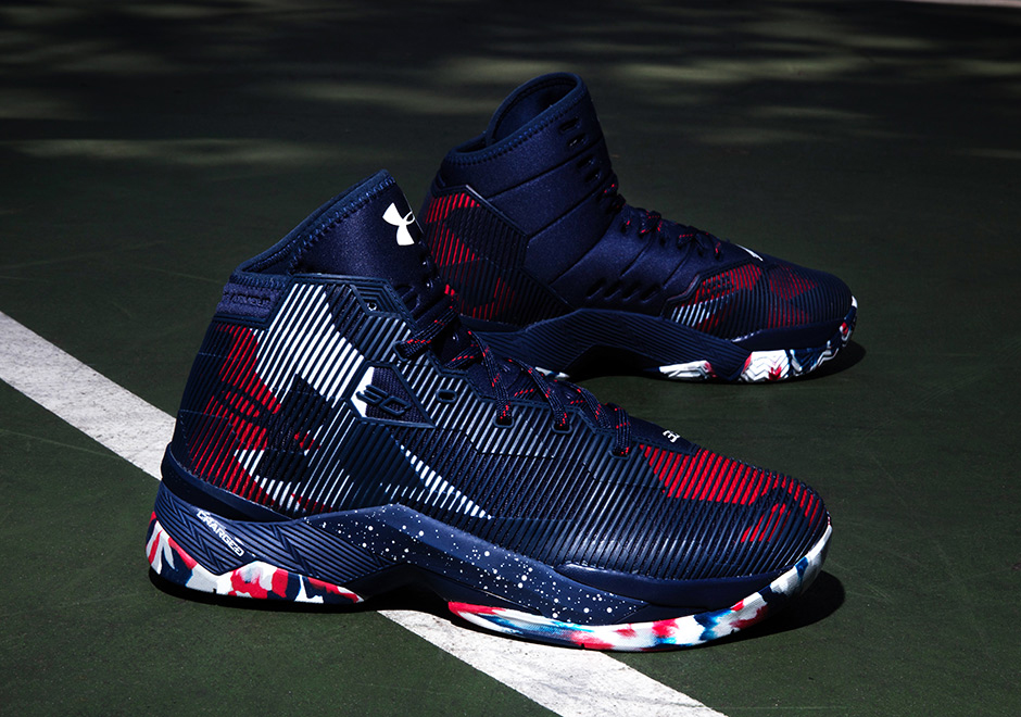 UA Curry 2.5 Hoop Nation