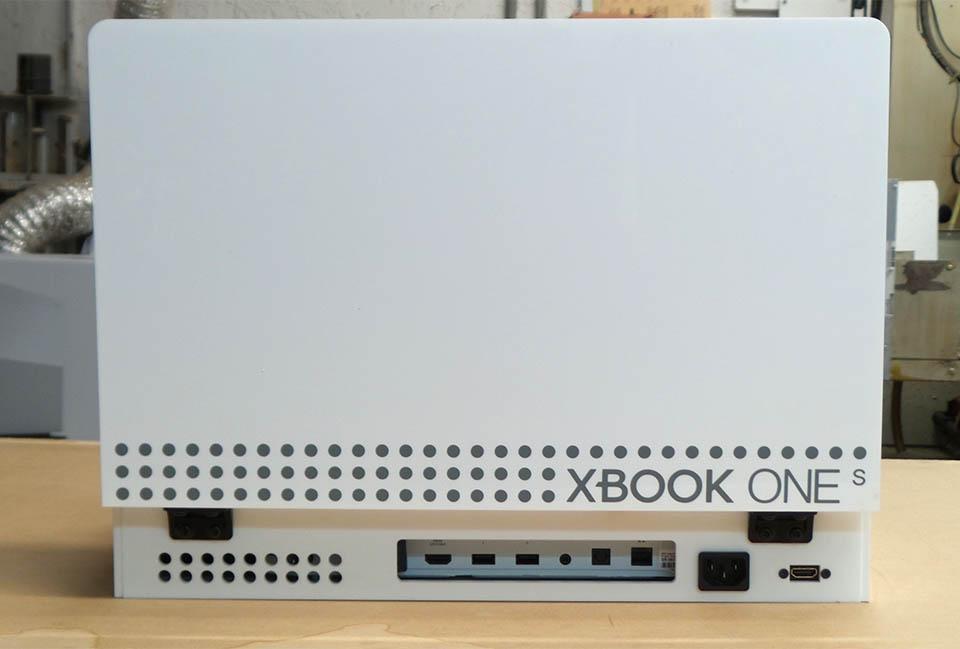 Xbox One S Laptop