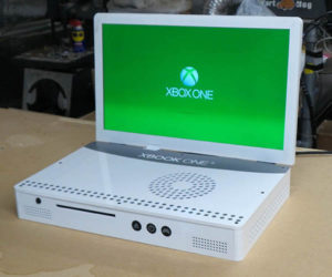 Xbox One S Laptop