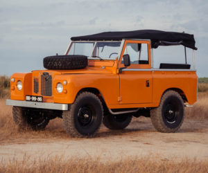 1971 Land Rover Series 2A