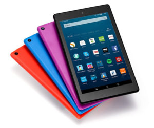 2016 Amazon Fire HD 8