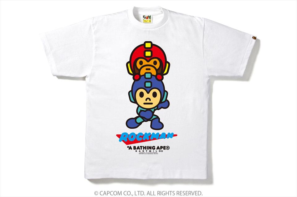 2016 BAPE x Capcom