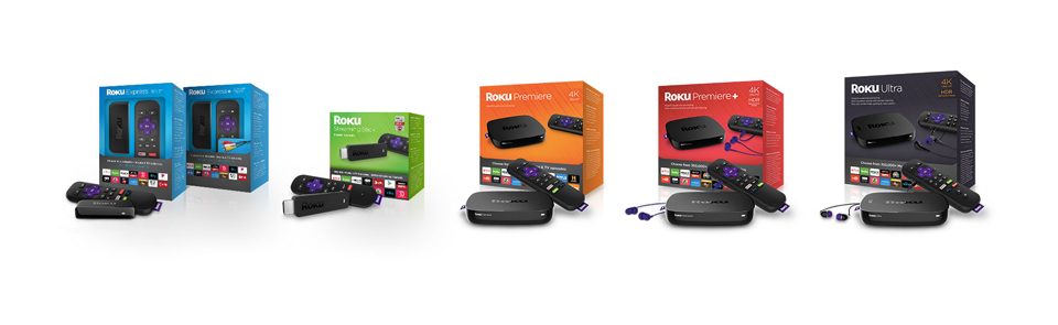 2016 Roku Streaming Devices