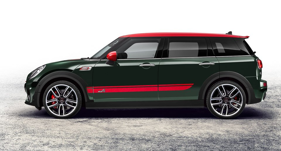 2017 MINI JCW Clubman ALL4
