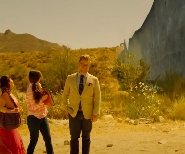 Adam Ruins the Border Wall
