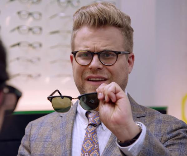 Adam Ruins Eyeglasses
