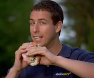 Sandler Loves Food