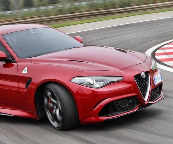Alfa Romeo Nürburgring Lap