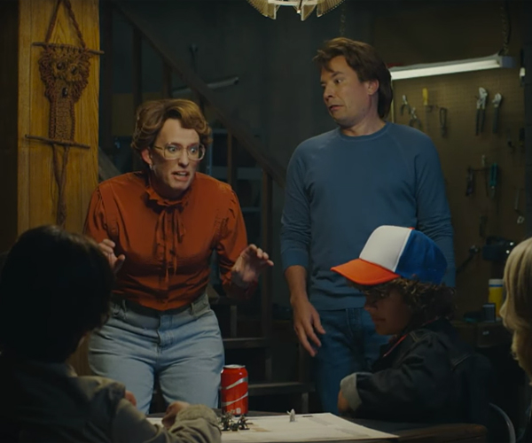 Barb Returns to Stranger Things