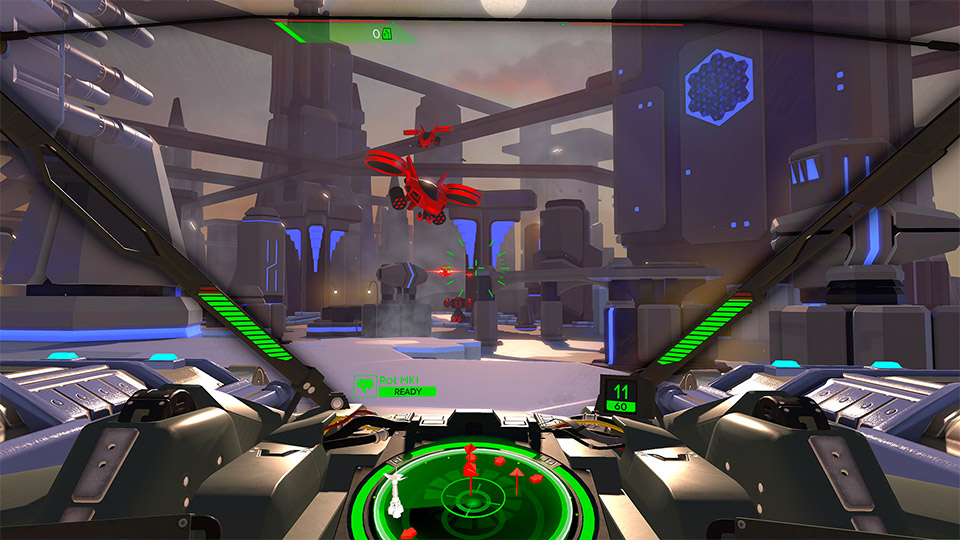 Battlezone (Gameplay)