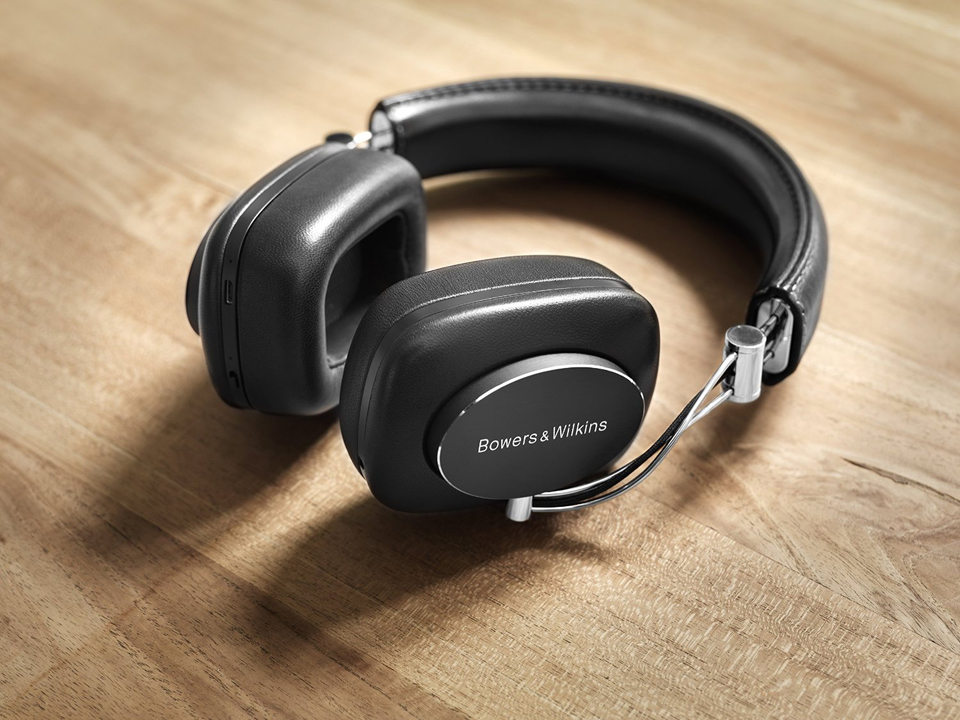 B&W P7 Wireless Headphones