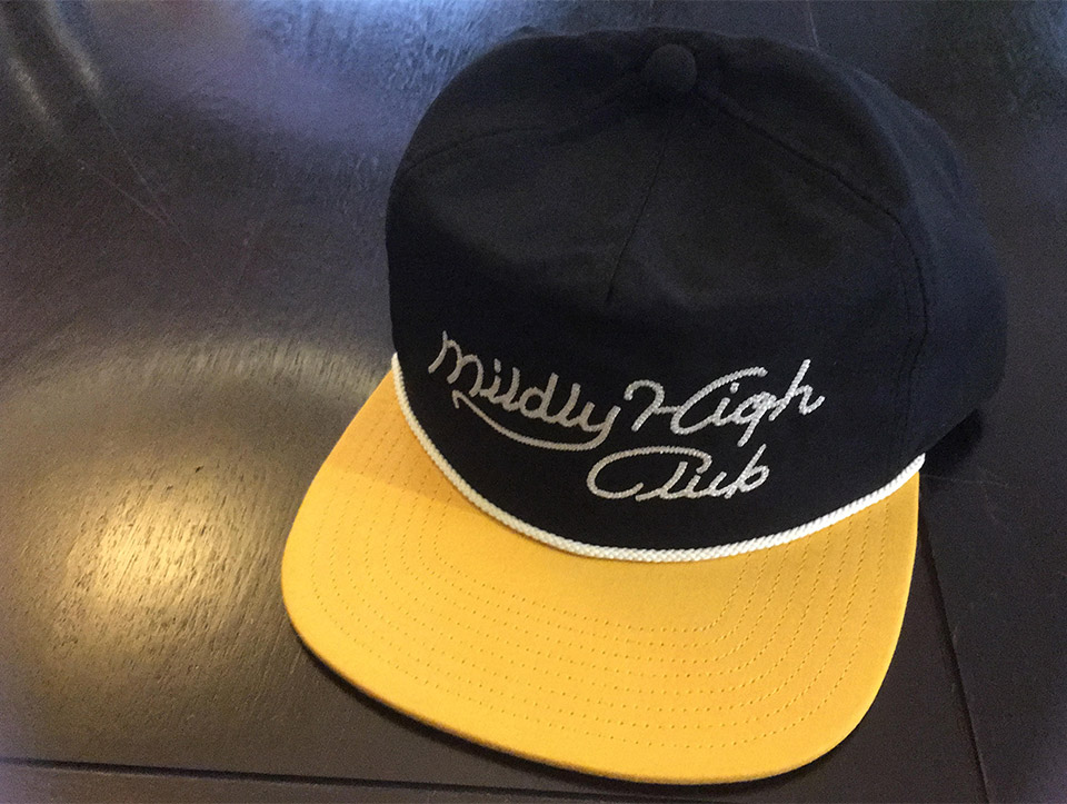 Mildly High Club Hat