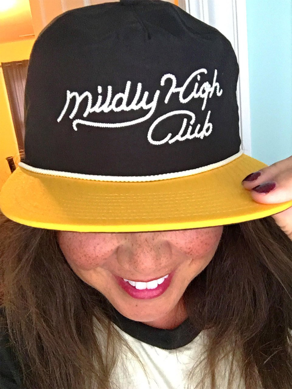Mildly High Club Hat