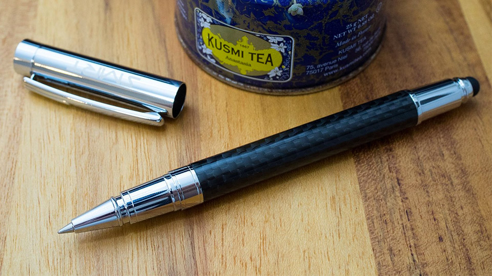 Deal: SMRT Carbon Fiber Pen