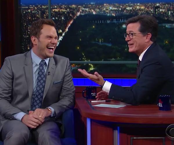 Chris Pratt: Fame & Salesmen