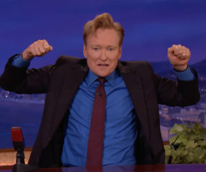 Conan is the UFC's Fighting Owner