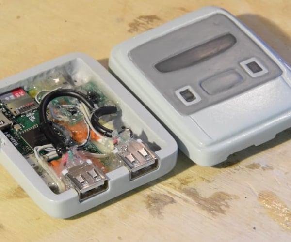 DIY Micro SNES