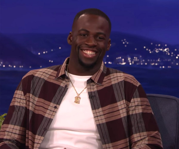 Draymond Green on Conan