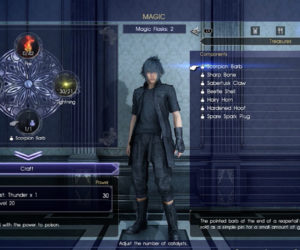 Final Fantasy XV (Gameplay 4)