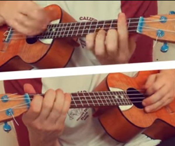 Rumours on a Ukulele