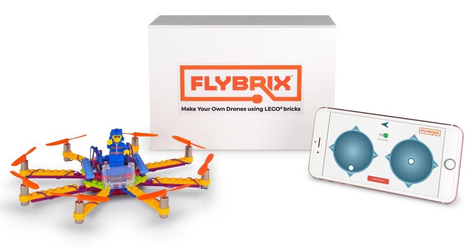 Flybrix LEGO Multicopter Kit