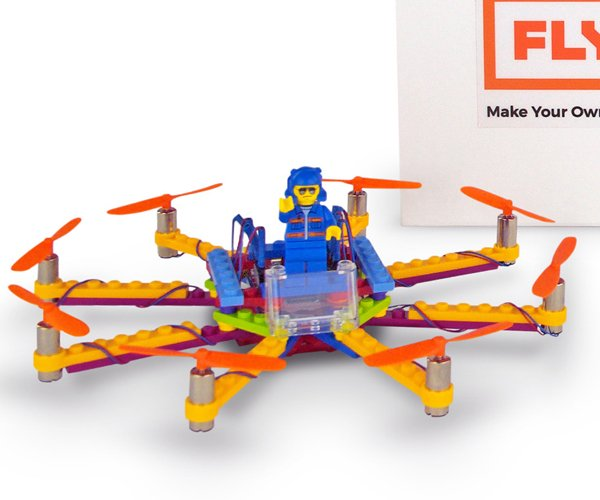 Flybrix LEGO Multicopter Kit