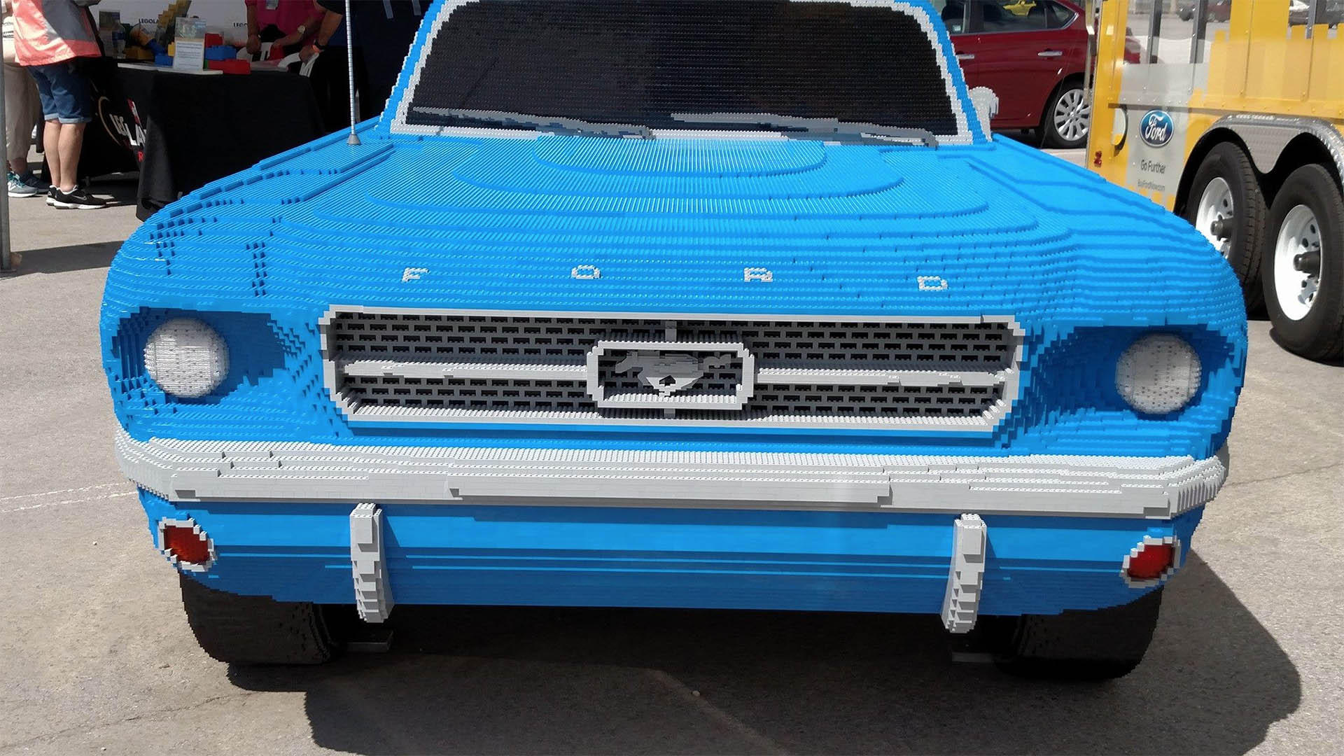 Lego Ford Full Size Car