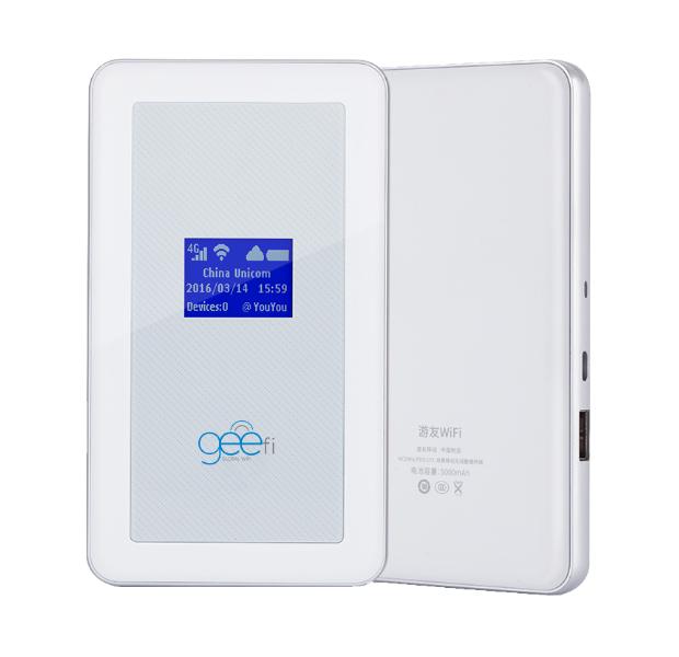 GeeFi Wi-Fi Hotspot