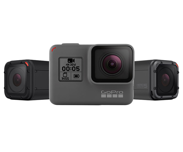 GoPro Hero5 Black & Hero5 Session