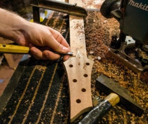 Making a Guitar from Scratch