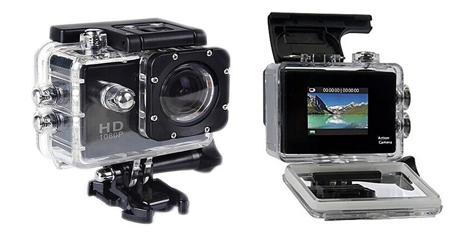 Deal: Waterproof Sport Camera