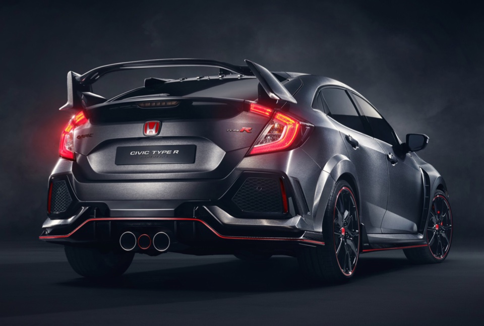 Honda Civic Type-R Prototype