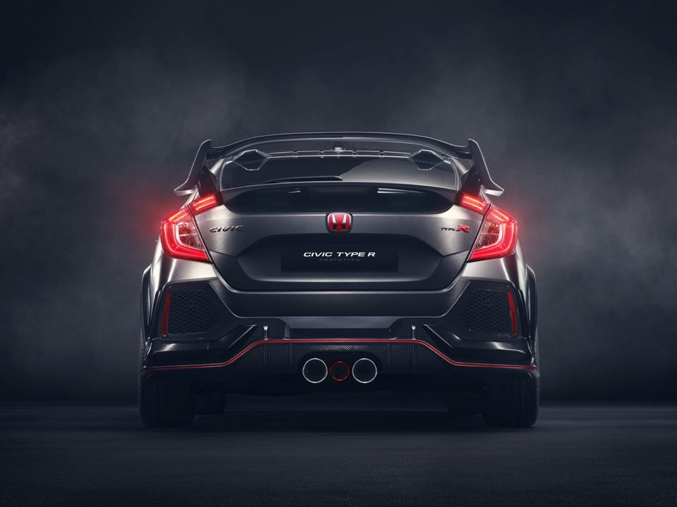 Honda Civic Type-R Prototype