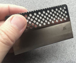 Lynx Credit Card Knife