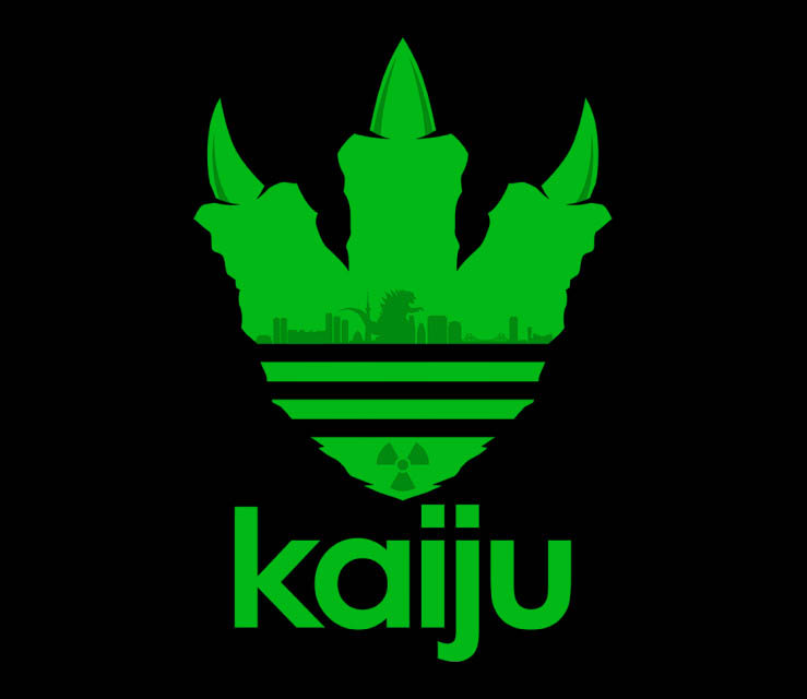 Kaiju Klassic Tee