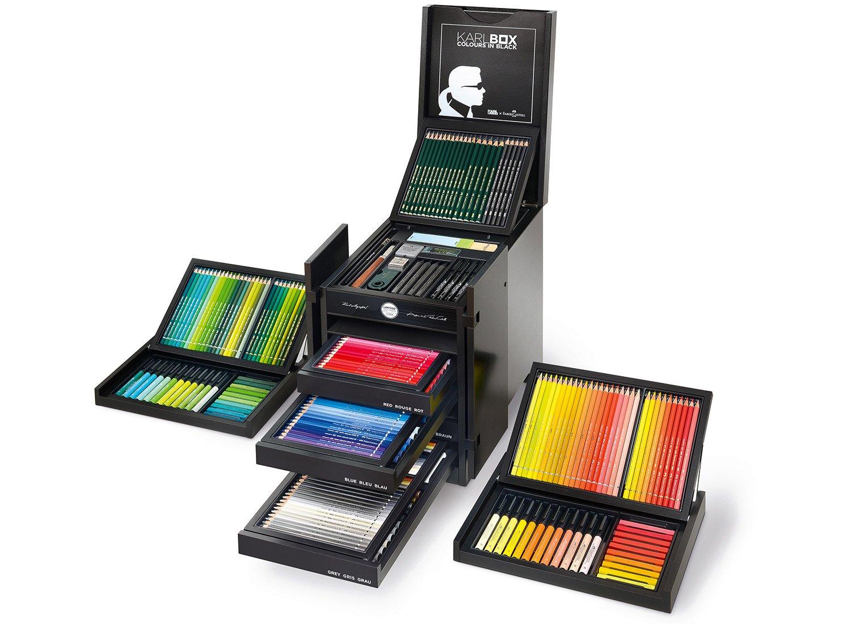 KarlBox Drawing Set