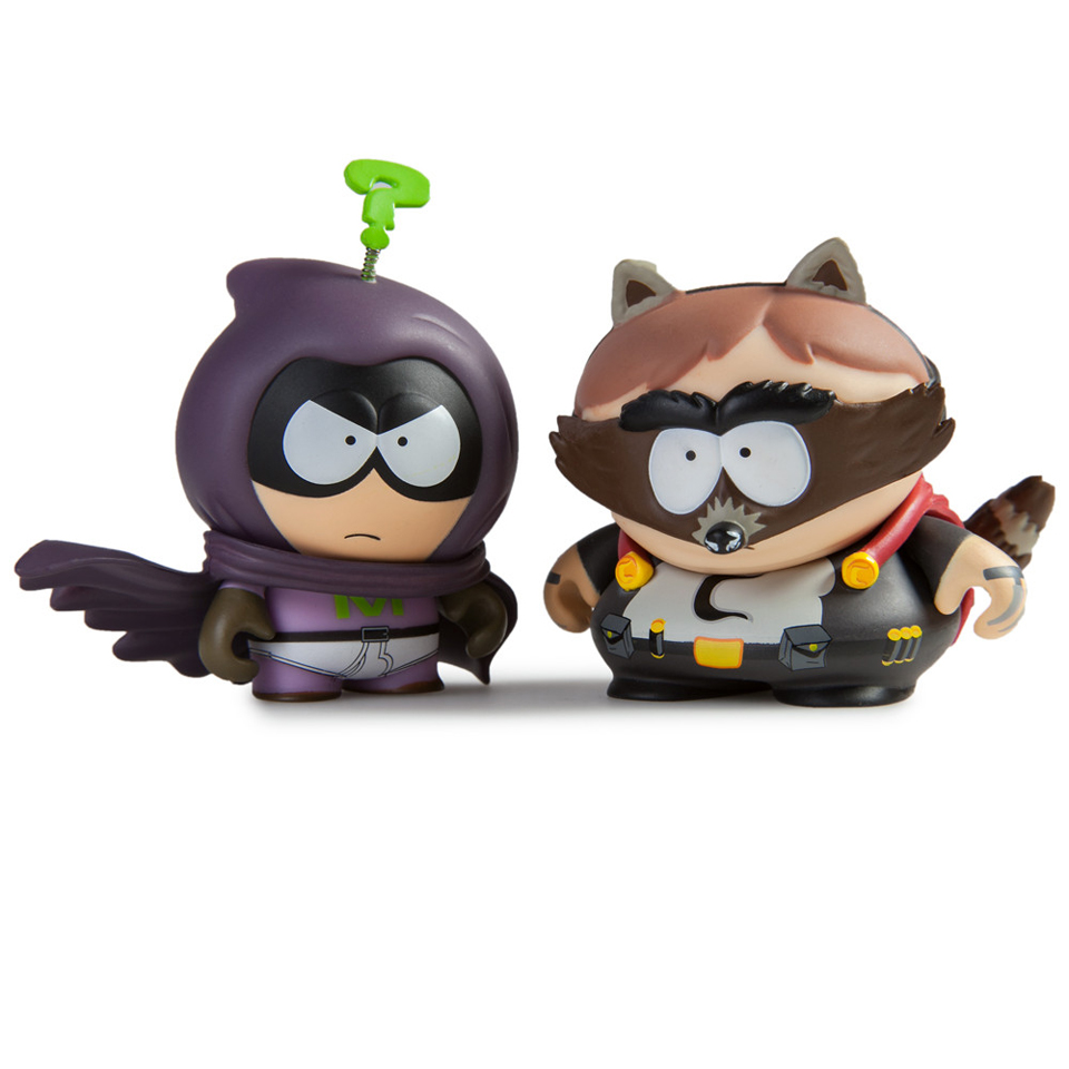 Kidrobot Fractured But Whole Figures