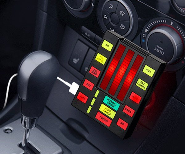Knight Rider USB Charger