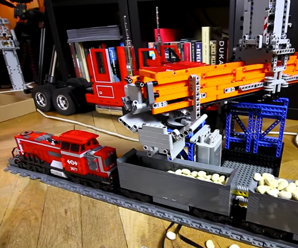 LEGO Cargo Train Simulator