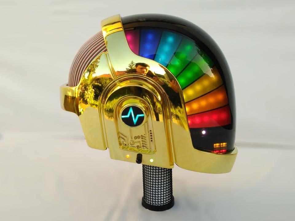 Love Props Daft Punk Helmet