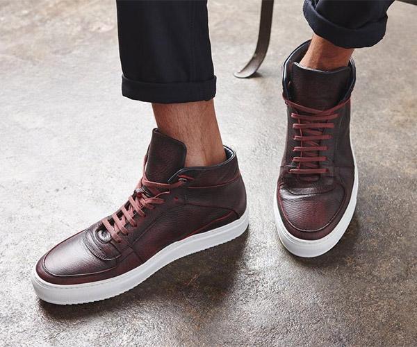 Picco Calfskin Sneakers