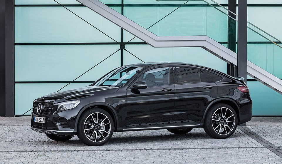 Mercedes amg glc43 coupe the awesomer for Mercedes benz glc43 amg